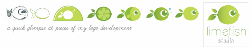 2015-Limefish-Studio-Logo-Development-Process