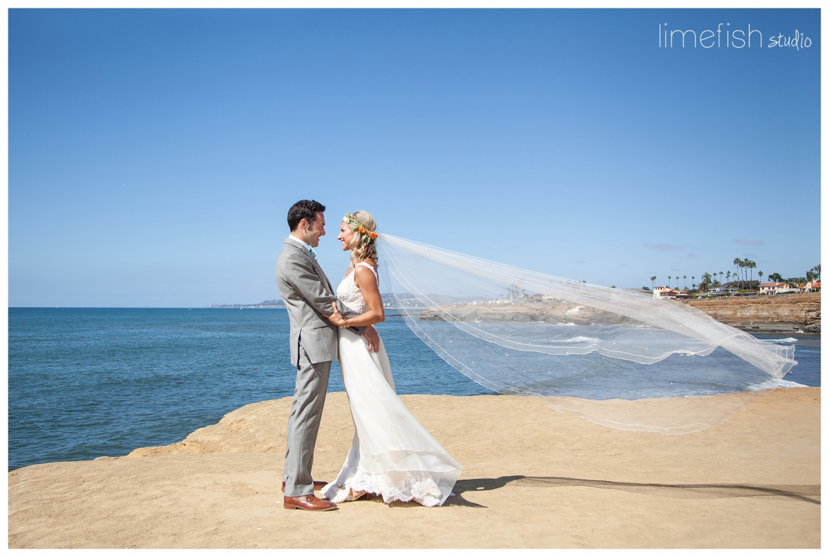 LAUREN + ALEX . San Diego Wedding » Limefish Studio