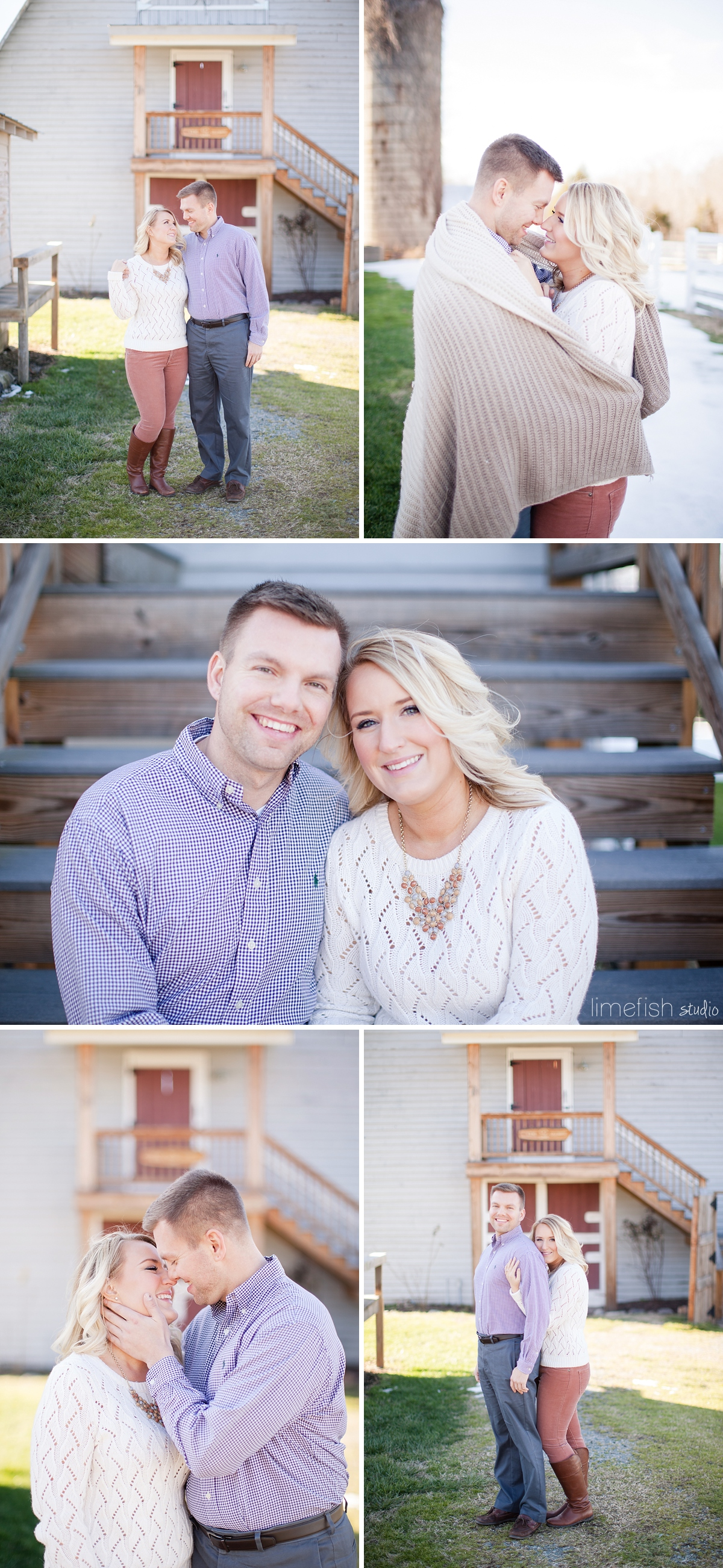 Anna Brent Amber Grove Wedding Richmond Engagement Session Limefish Studio Photography