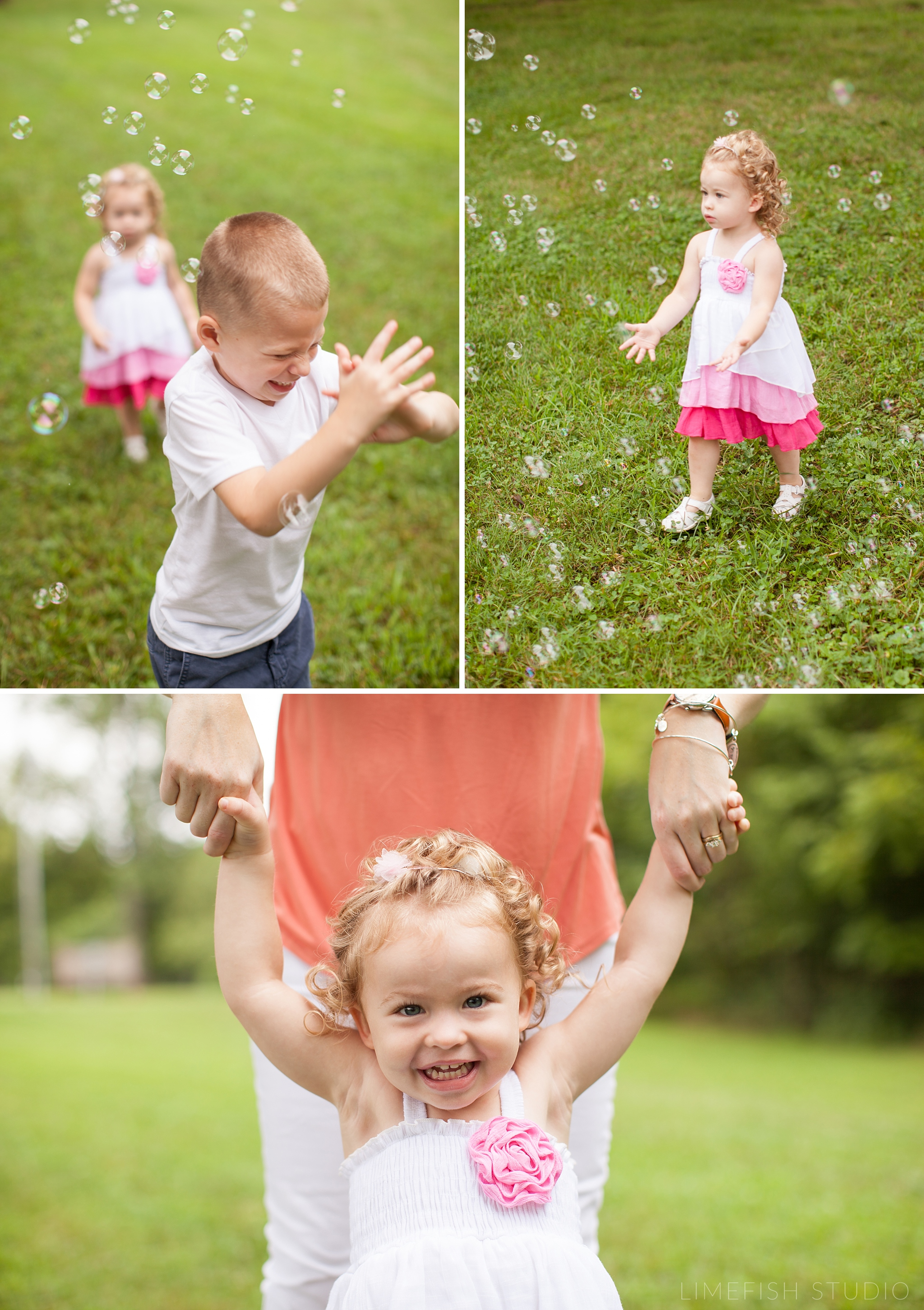 Limefish Studio Photography | Lake Monticello Family Portraits | Two Year Old