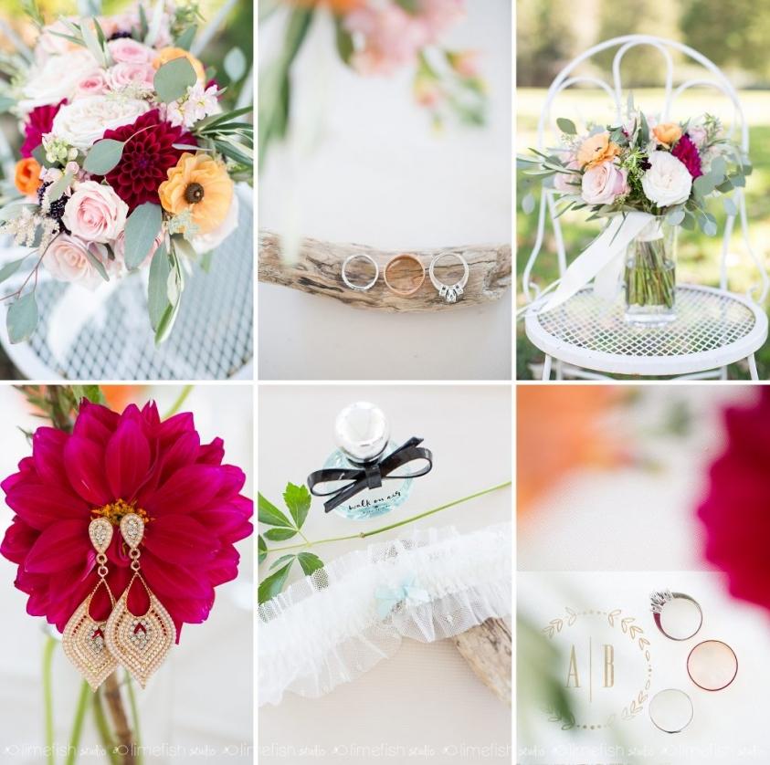 Anna Brent Richmond Amber Grove Wedding Limefish Studio Photography