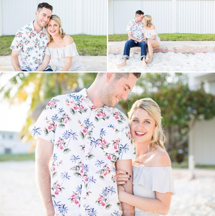 Florida Keys Proposal - Florida Wedding Photographer - Limefish Studio