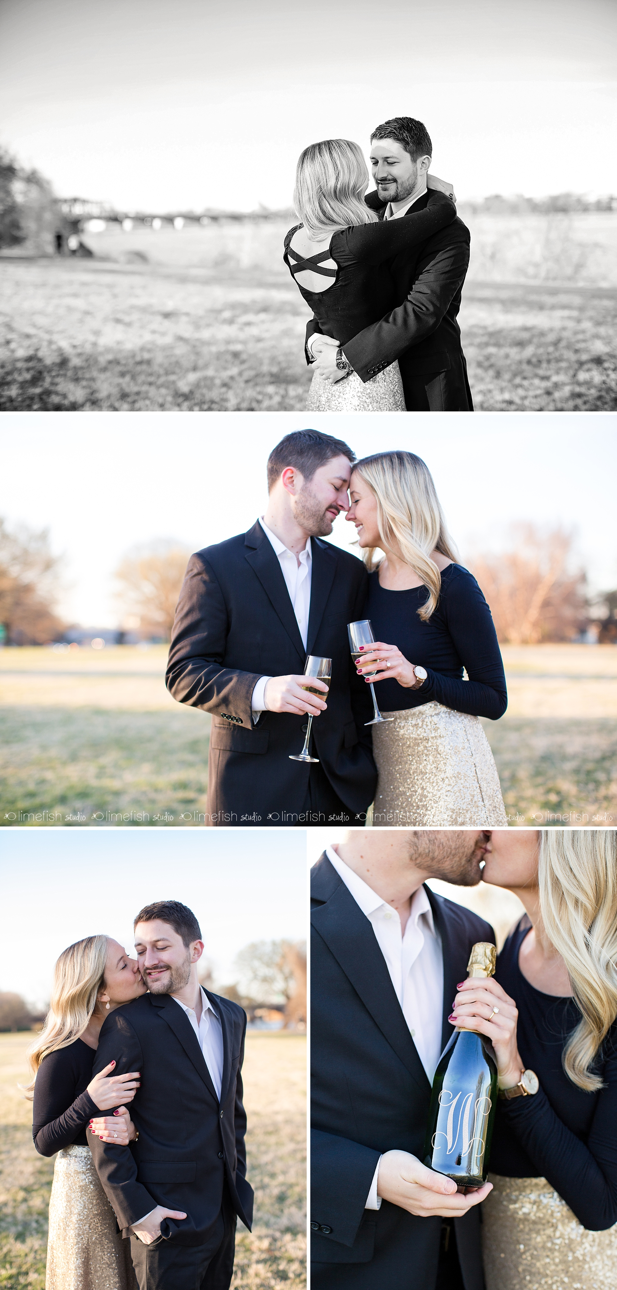 2017 DC Engagement Session By Limefish Studio Photography